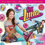 Cover-Bild zu Disney / Soy Luna - Folge 1 + 2 (Audio Download) von Sierian, Anke