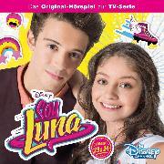 Cover-Bild zu Disney / Soy Luna - Folge 23 + 24 (Audio Download) von Sierian, Anke