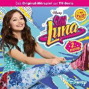 Cover-Bild zu Disney / Soy Luna - Staffel 2: Folge 09 + 10 (Audio Download) von Sierian, Anke