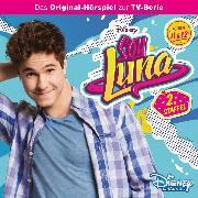 Cover-Bild zu Disney / Soy Luna - Staffel 2: Folge 11 + 12 (Audio Download) von Sierian, Anke
