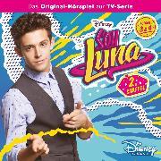 Cover-Bild zu Disney / Soy Luna - Staffel 2: Folge 03 + 04 (Audio Download) von Sierian, Anke