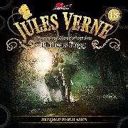Cover-Bild zu Jules Verne, Die neuen Abenteuer des Phileas Fogg, Folge 18: Hetzjagd durch Asien (Audio Download) von Topf, Markus