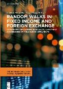 Cover-Bild zu Random Walks in Fixed Income and Foreign Exchange von James, Jessica
