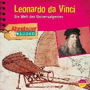 Cover-Bild zu Abenteuer & Wissen: Leonardo da Vinci (Audio Download) von Hempel, Berit