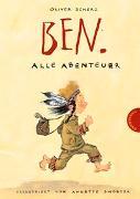 Cover-Bild zu Ben. Alle Abenteuer von Scherz, Oliver