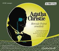 Cover-Bild zu Hercule Poirot ermittelt von Christie, Agatha