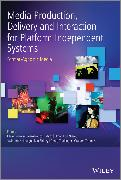 Cover-Bild zu Media Production, Delivery and Interaction for Platform Independent Systems (eBook) von Macq, Jean-François (Hrsg.)