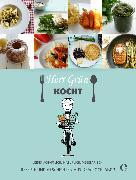 Cover-Bild zu Herr Grün kocht - Rezepte und Geschichten aus dem Kochlabor (eBook) von Zimmer, Manfred