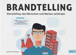 Cover-Bild zu Brandtelling von Mattenberger, Matthias M.
