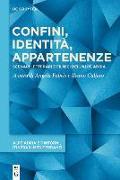 Cover-Bild zu Confini, identità, appartenenze (eBook)