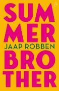 Cover-Bild zu Summer Brother (eBook) von Robben, Jaap