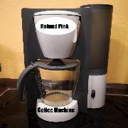 Cover-Bild zu Coffee Machine (Audio Download) von Pink, Roland