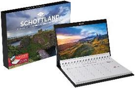 Cover-Bild zu KUNTH Verlag (Hrsg.): Schottland Tischkalender 2022