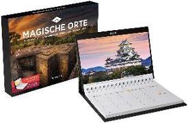Cover-Bild zu KUNTH Verlag (Hrsg.): Magische Orte Tischkalender 2022