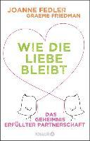 Cover-Bild zu Fedler, Joanne: Wie die Liebe bleibt (eBook)