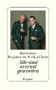 Cover-Bild zu Suter, Martin: Alle sind so ernst geworden (eBook)