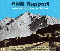 Cover-Bild zu Lenz, Pedro: Rütli Rapport - Junge Dichterstimmen der Schweiz (Audio Download)