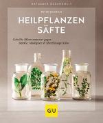Cover-Bild zu Heilpflanzensäfte