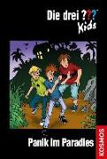 Cover-Bild zu Blanck, Ulf: Die drei ??? Kids, 1, Panik im Paradies