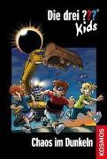 Cover-Bild zu Blanck, Ulf: Die drei ??? Kids, 68, Chaos im Dunkeln