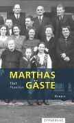 Cover-Bild zu Stauffer, Stef: Marthas Gäste