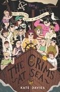 Cover-Bild zu Davies, Kate: Crims #3: The Crims at Sea (eBook)
