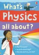 Cover-Bild zu Davies, Kate: What's Physics All About?