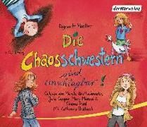 Cover-Bild zu Mueller, Dagmar H.: Die Chaosschwestern sind unschlagbar!