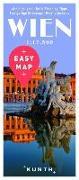 Cover-Bild zu KUNTH Verlag GmbH & Co. KG (Hrsg.): EASY MAP WIEN. 1:17'500