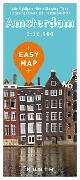 Cover-Bild zu KUNTH Verlag GmbH & Co. KG (Hrsg.): EASY MAP Europa AMSTERDAM. 1:12'500