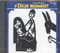 Cover-Bild zu Burkhard, Paul: D'Zäller Wiehnacht
