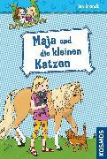 Cover-Bild zu Brandt, Ina: Ponyfreundinnen, 2, Maja und die kleinen Katzen (eBook)