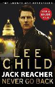 Cover-Bild zu Child, Lee: Never Go Back (eBook)