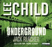 Cover-Bild zu Child, Lee: Underground (Audio Download)