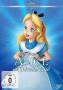 Cover-Bild zu Geronimi, Clyde (Reg.): Alice im Wunderland - Disney Classics 12