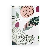 Cover-Bild zu teNeues Calendars & Stationery GmbH & Co. KG: Floral 14,8x21 cm - GreenLine Booklet - 48 Seiten, Punktraster und blanko, Softcover - gebunden