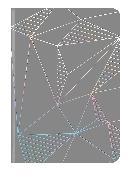 Cover-Bild zu teNeues Calendars & Stationery GmbH & Co. KG: DIAMONDS 14,8x21 cm - Booklet - 48 Seiten, Punktraster und blanko - Softcover - gebunden