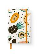 Cover-Bild zu teNeues Calendars & Stationery GmbH & Co. KG: Happy Fruits 10x15 cm - GreenLine Journal - 176 Seiten, Punktraster und blanko - Hardcover - gebunden