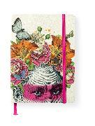 Cover-Bild zu teNeues Calendars & Stationery GmbH & Co. KG: Pabuku 16x22 cm - GreenLine Journal - 176 Seiten, Punktraster und blanko - Hardcover - gebunden