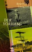 Cover-Bild zu Langner, Beatrix: Der Vorhang