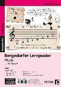 Cover-Bild zu Lernposter Musik - 1.-4. Klasse von Schwarz, Marion
