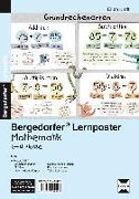 Cover-Bild zu Lernposter Mathematik 1.-4.Klasse von Müller, Ellen