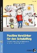 Cover-Bild zu Positive Verstärker für den Schulalltag - Kl. 5/6 von Kraft, Ellen