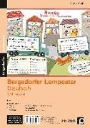 Cover-Bild zu Lernposter Deutsch 3./4.Klasse von Kraft, Ellen