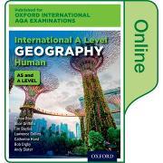 Cover-Bild zu Ross, Simon: Oxford International AQA Examinations: International A Level Human Geography: Online Textbook