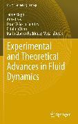 Cover-Bild zu Klapp, Jaime (Hrsg.): Experimental and Theoretical Advances in Fluid Dynamics (eBook)