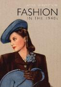 Cover-Bild zu Shrimpton, Jayne: Fashion in the 1940s