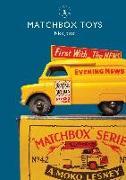 Cover-Bild zu Jones, Nick: Matchbox Toys