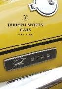 Cover-Bild zu Robson, Graham: Triumph Sports Cars