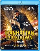 Cover-Bild zu Brian Kirk (Reg.): Manhattan Lockdown - 21 Bridges F Blu ray